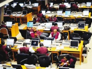 Nigerian Stock Exchange Stock Market