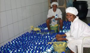 Water Production in Nigeria